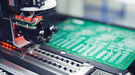 Printed circuit board assembly, also known as PCBA, is the process of soldering or assembly of electronic components to a PCB or printed circuit board. A circuit board prior to assembly of electronic components is known as PCB. Once electronic components are soldered, the board is called Printed Circuit Assembly (PCA) or Printed Circuit Board Assembly (PCBA).
