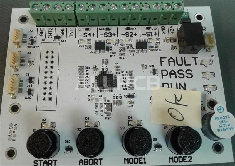 turnkey PCB fabrication and assembly