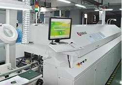 pcb assembly machine