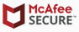 This site has earned the McAfee SECURE certification.
