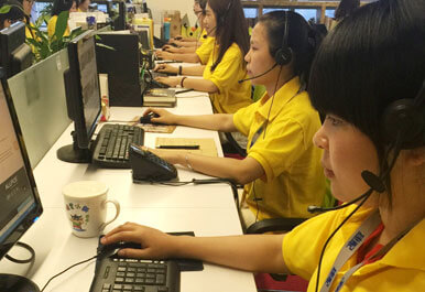 Dedicated Customer Services