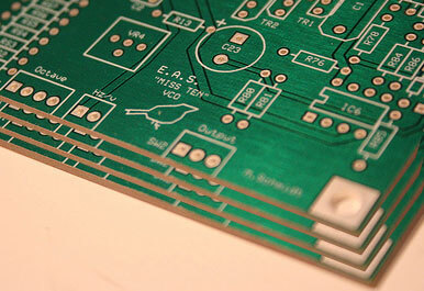 No minimum for PCB quantity