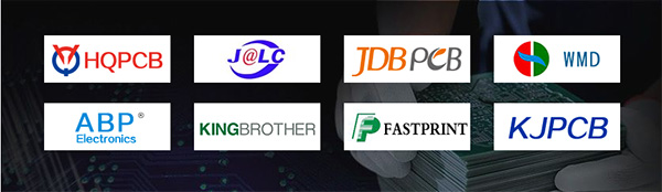 Some Partnerships of ALLPCB.com