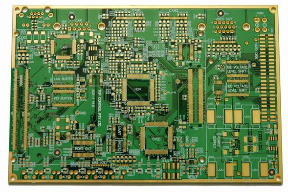 Multi-layer Printed Circuit Boards